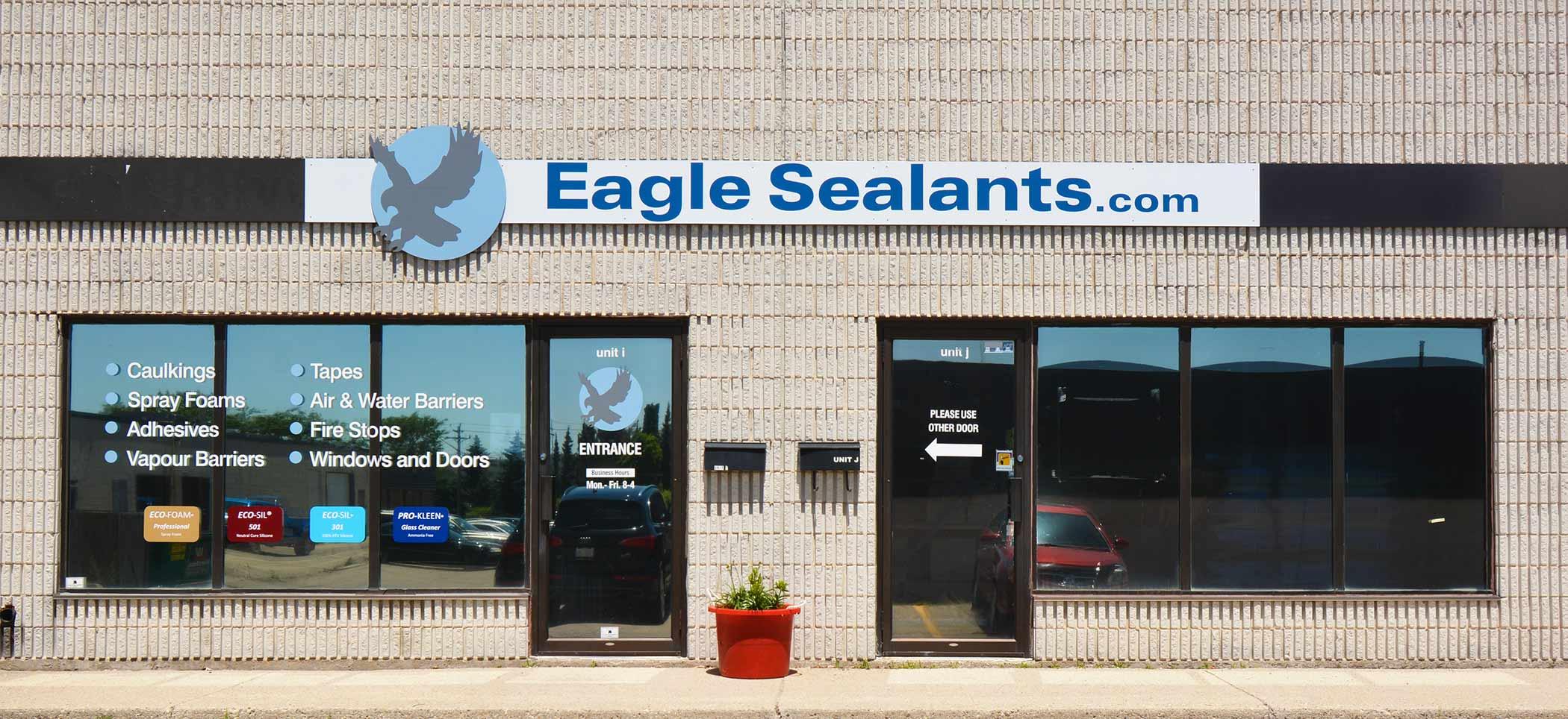 Contact Us Eagle Sealants