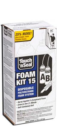 Touch N Seal Foam Eagle Sealants